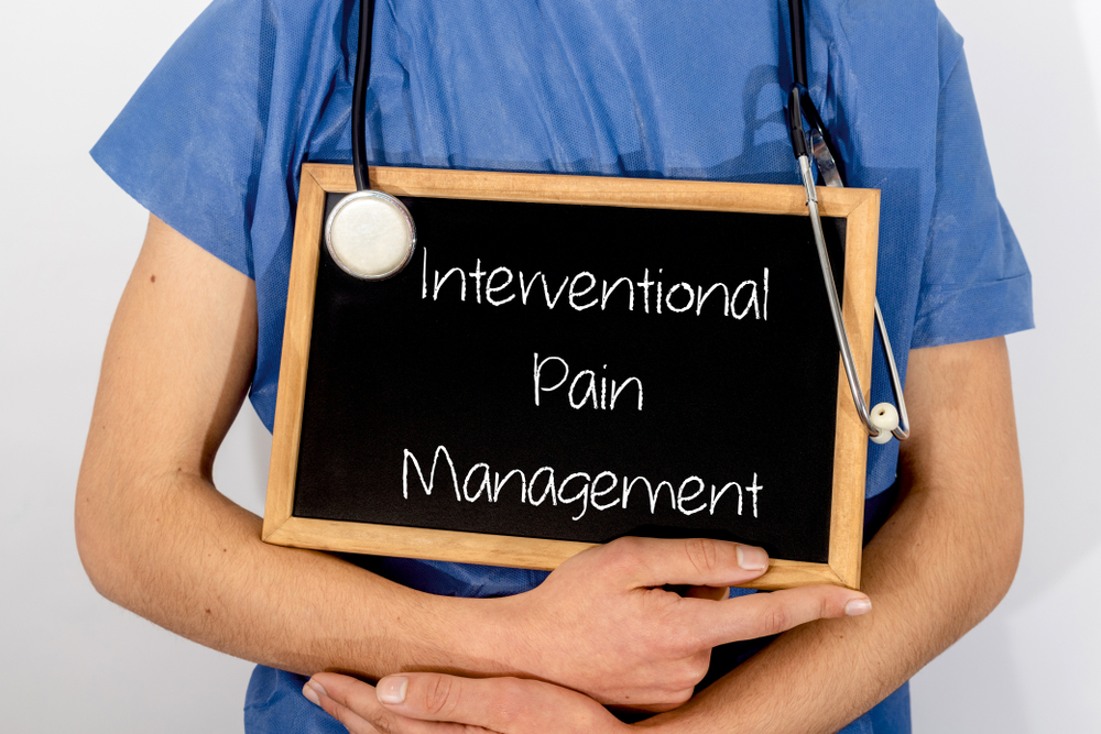 The Specialty of Interventional Pain Management